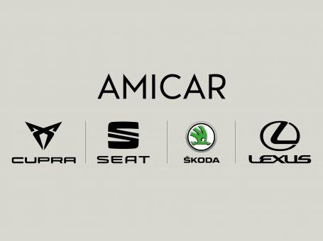 AMICAR concessionaria CUPRA – SEAT – SKODA – LEXUS